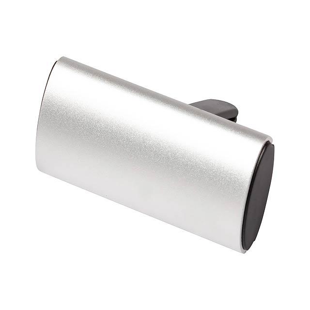 Becrux osvěžovač vzduchu do auta - stříbrná