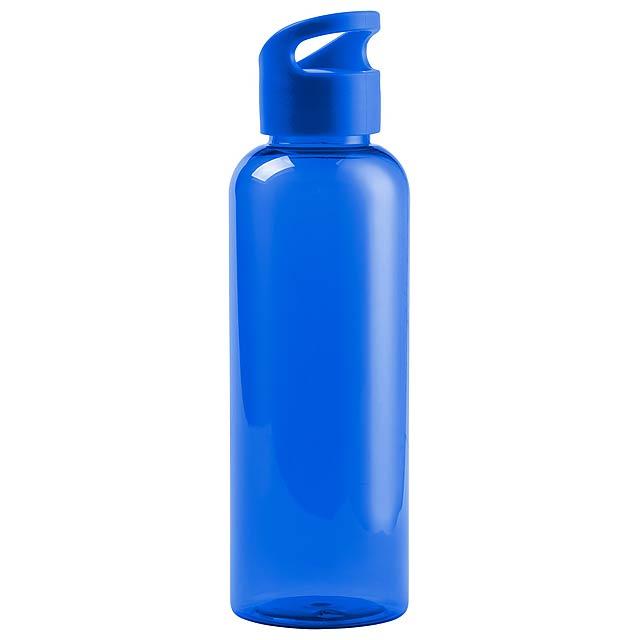 Pruler sportovní láhev na pití - modrá