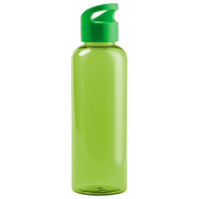 Pruler sportovní láhev na pití - citrónová - limetková