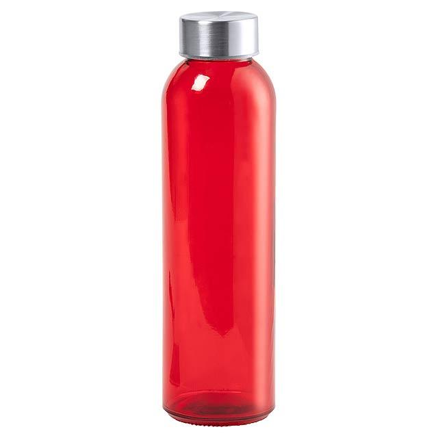 Terkol sportovní láhev na pití - červená