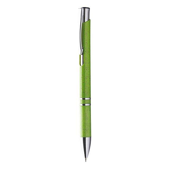Nukot kuličkové pero - zelená