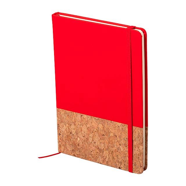 Bluster blok - červená