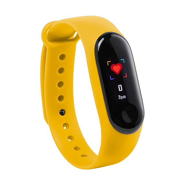 Ragol chytré hodinky - žlutá
