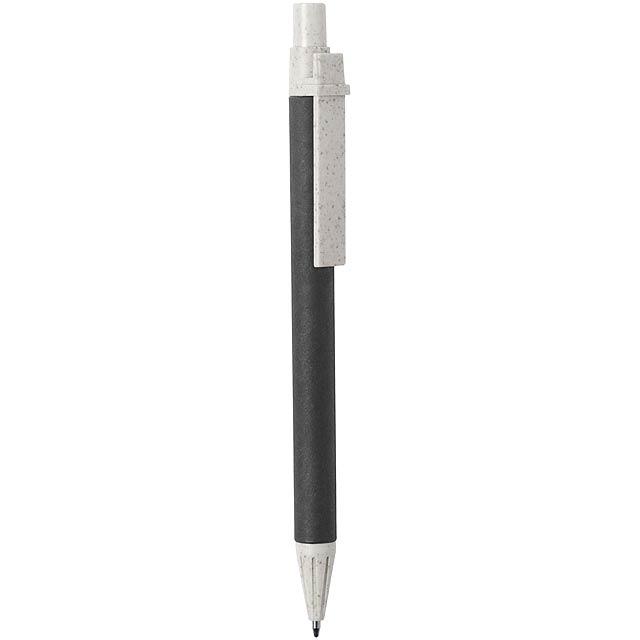 Salcen kuličkové pero - černá