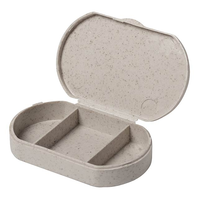 Varsum box na pilulky - dřevo