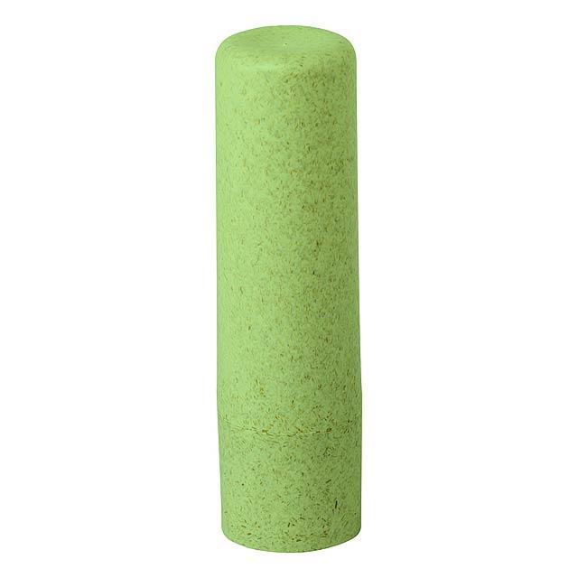 Fledar balzám na rty - zelená