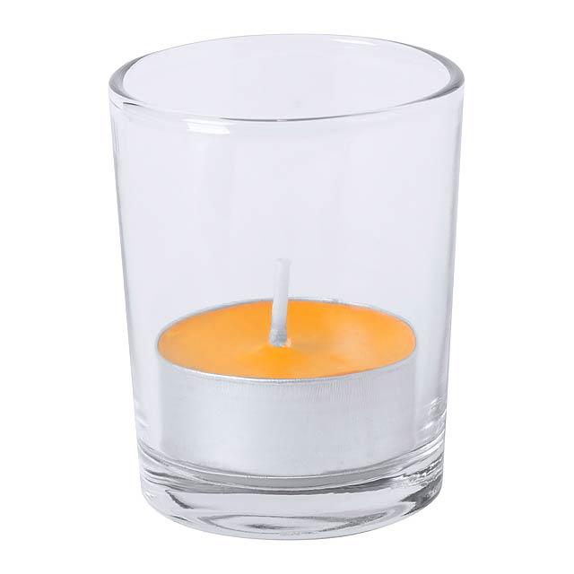 Persy svíčka, Pomeranč - oranžová