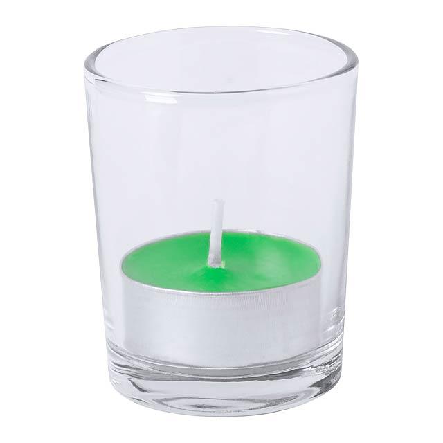 Persy svíčka, Jablko - zelená