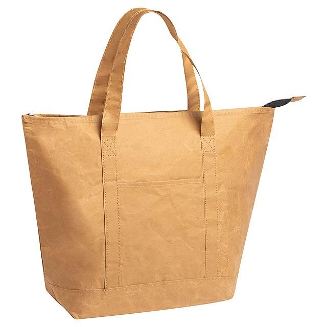 Saban chladící taška - béžová