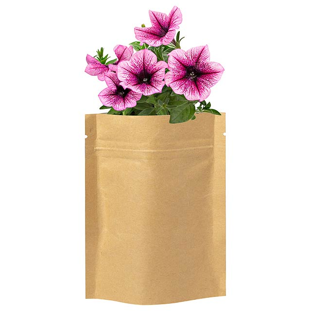 Sober sada pro výsadbu květin - béžová