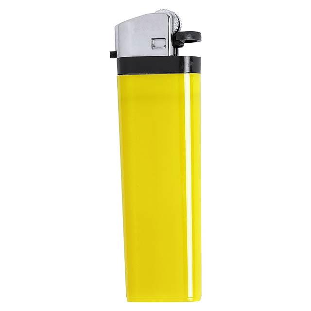 Parsok zapalovač - žlutá