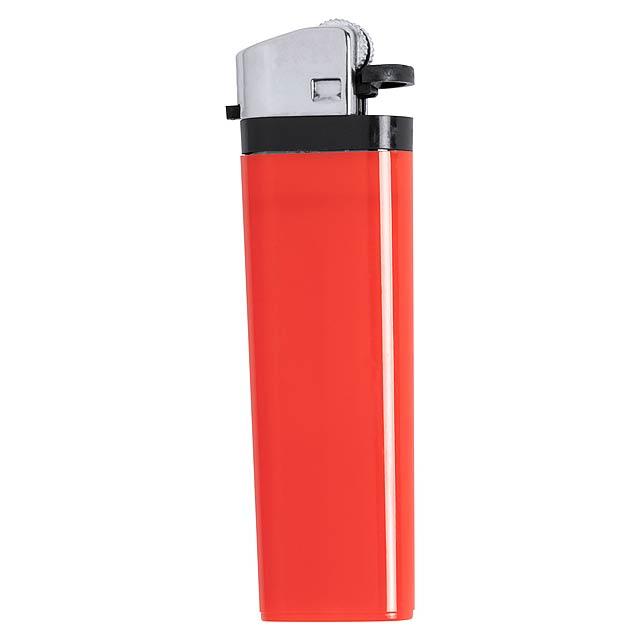 Parsok zapalovač - červená