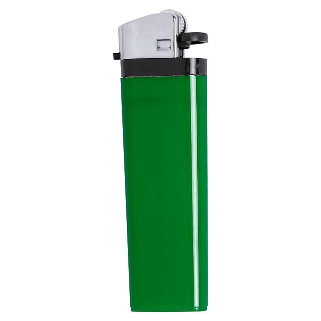 Parsok zapalovač - zelená