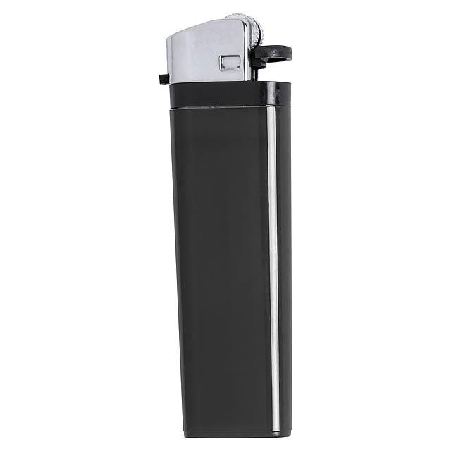 Parsok zapalovač - černá