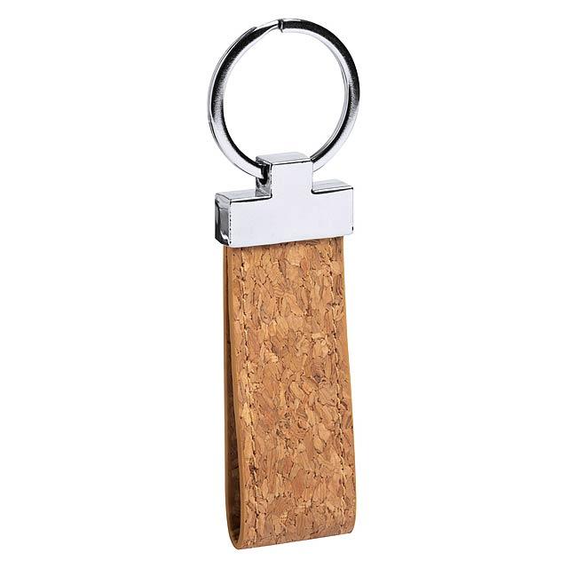 Branko přívěšek na klíče - dřevo