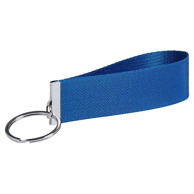 Tofin přívěšek na klíče - modrá
