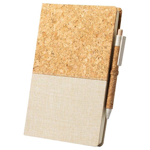 Brastel blok - dřevo