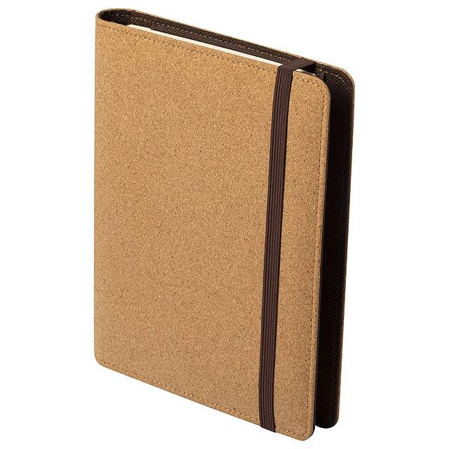 Toskan sloha na dokumenty - dřevo
