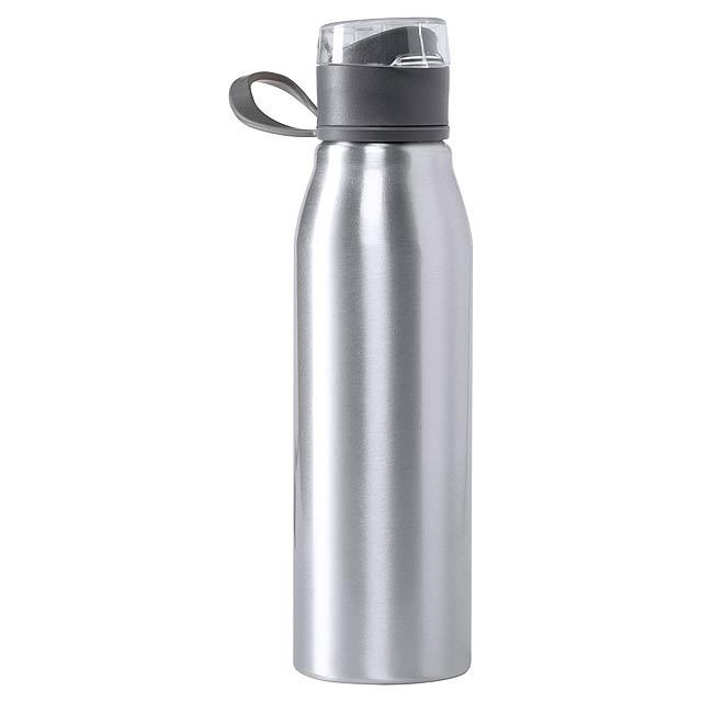 Cartex sportovní láhev - stříbrná