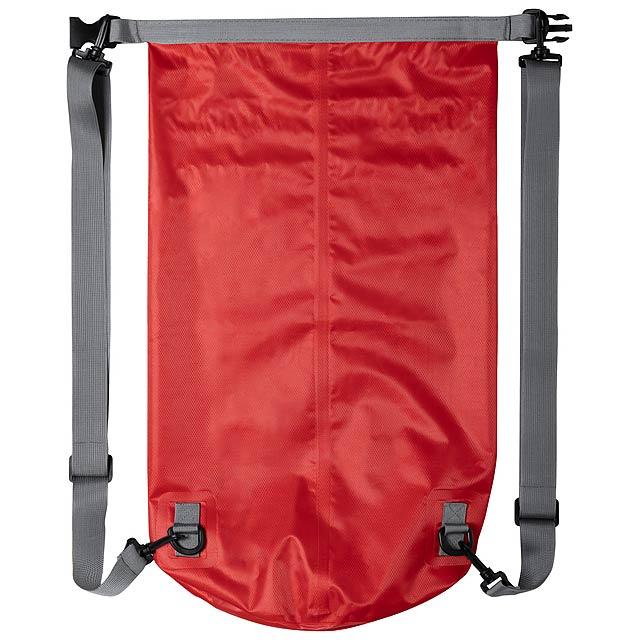 Tayrux lodní batoh - červená