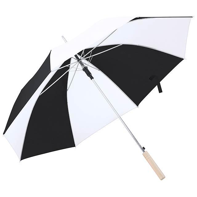 Korlet deštník - bílá
