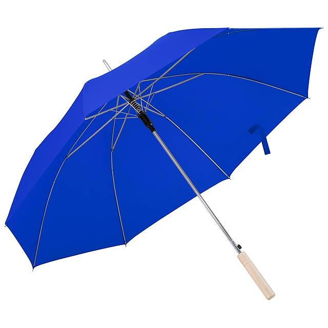 Korlet deštník - modrá