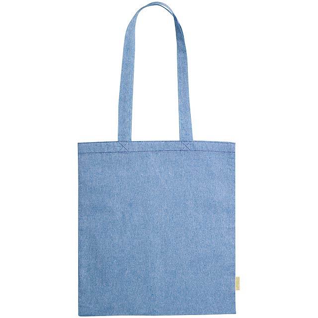 Graket bavlněná nákupní taška - modrá