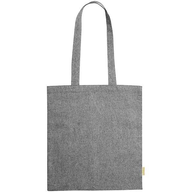Graket bavlněná nákupní taška - černá
