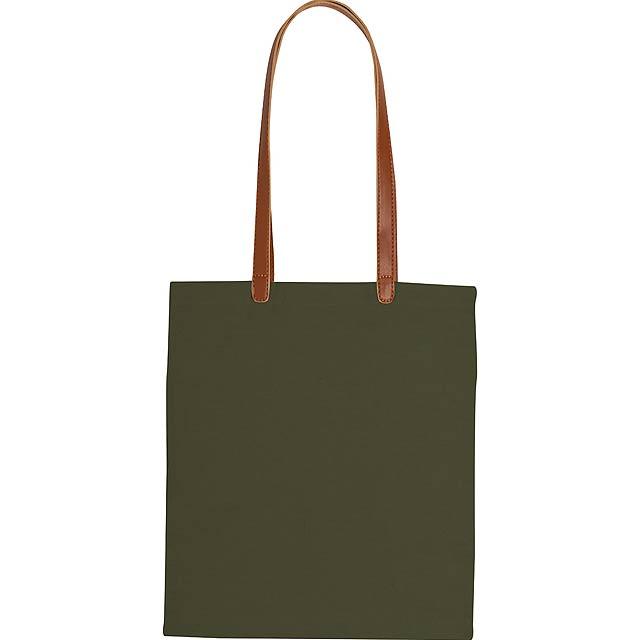 Daypok bavlněná nákupní taška - zelená
