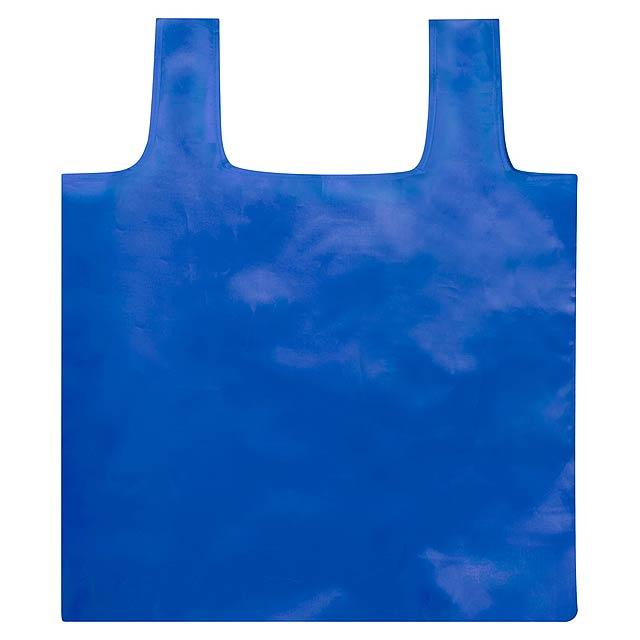 Restun skládací nákupní taška - modrá