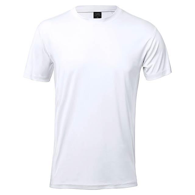 Tecnic Layom sportovní tričko - bílá