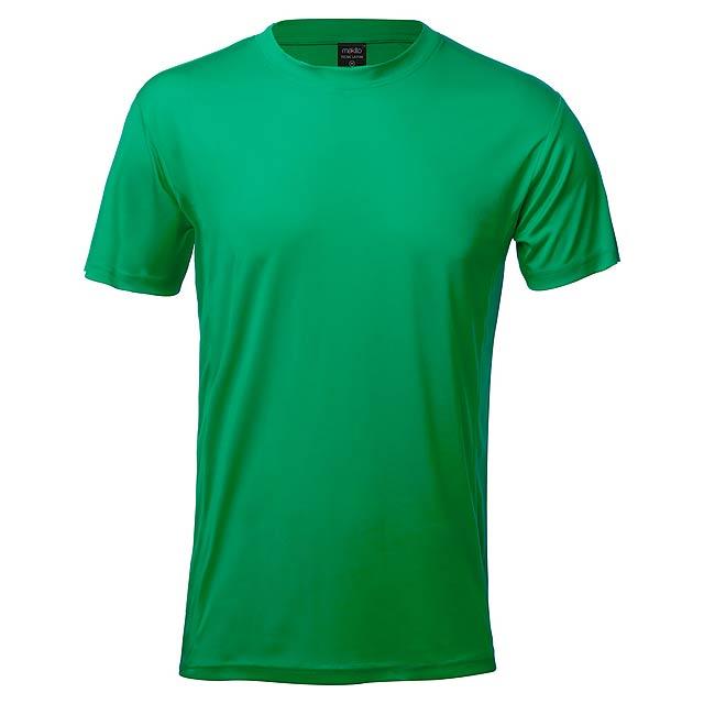 Tecnic Layom sportovní tričko - zelená