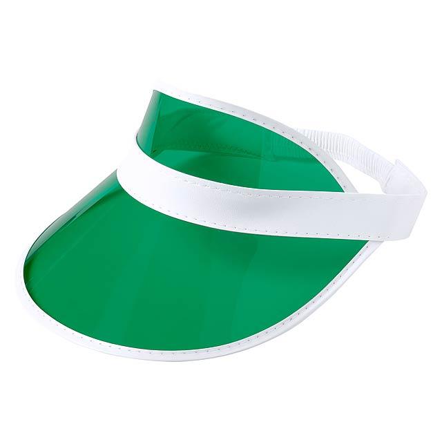 Narim kšilt - zelená
