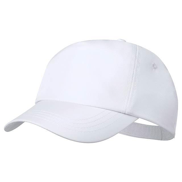 Keinfax baseballová čepice - bílá
