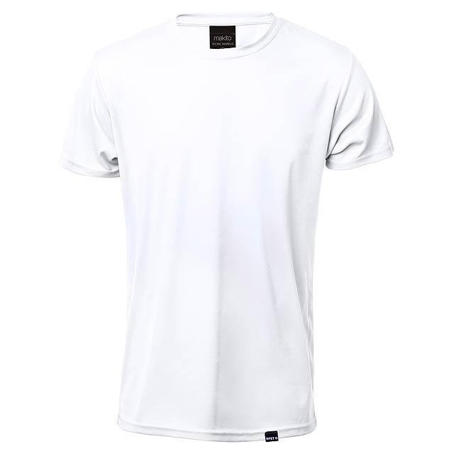 Tecnic Markus sportovní tričko - bílá