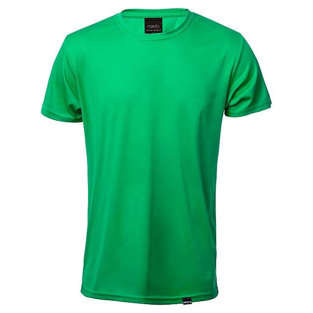 Tecnic Markus sportovní tričko - zelená