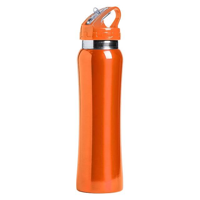 Smaly sportovní láhev - oranžová