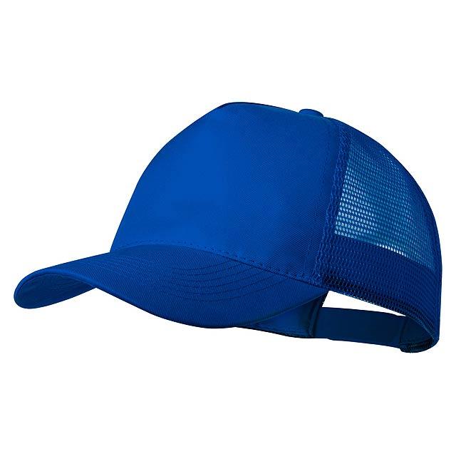Clipak baseballová čepice - modrá