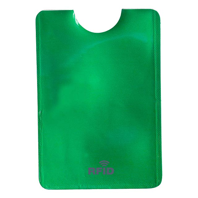 Recol obal na karty - zelená
