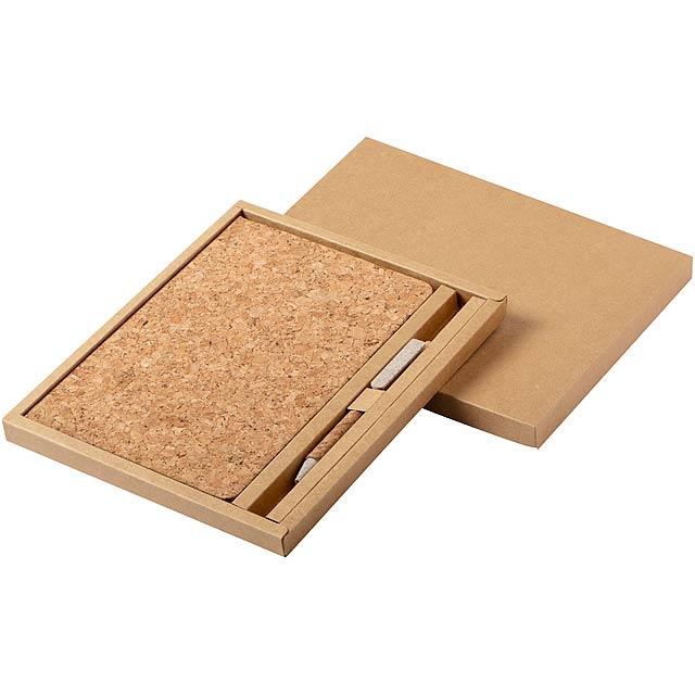 Minsor blok - dřevo