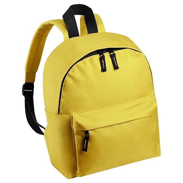 Susdal batoh - žlutá