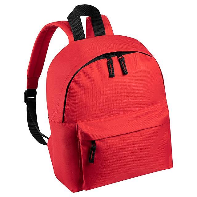 Susdal batoh - červená