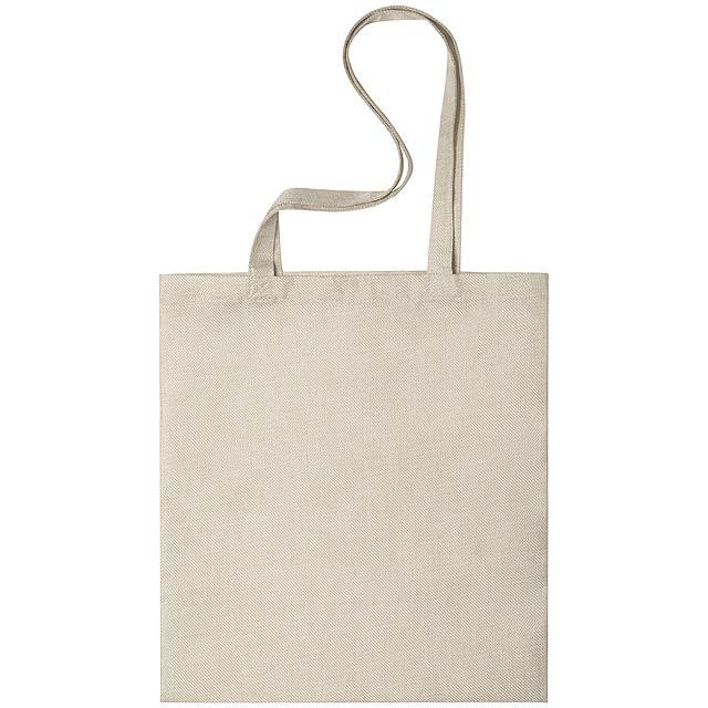 Prosum nákupní taška pro sublimaci - béžová