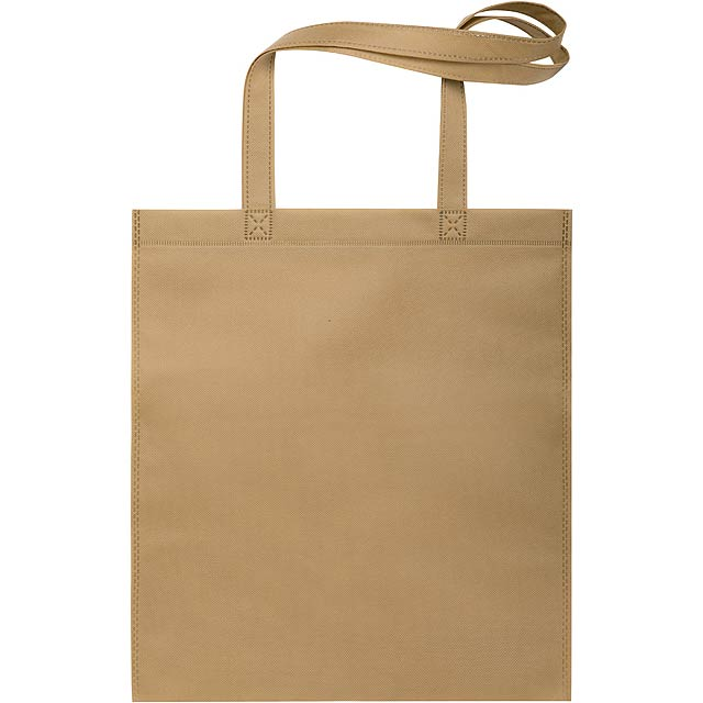 Nazzer nákupní taška - hnědá