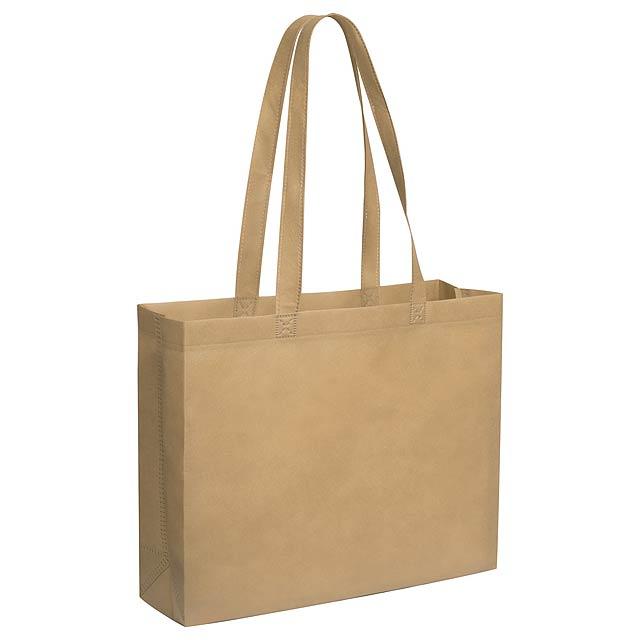 Bayson nákupní taška - hnědá