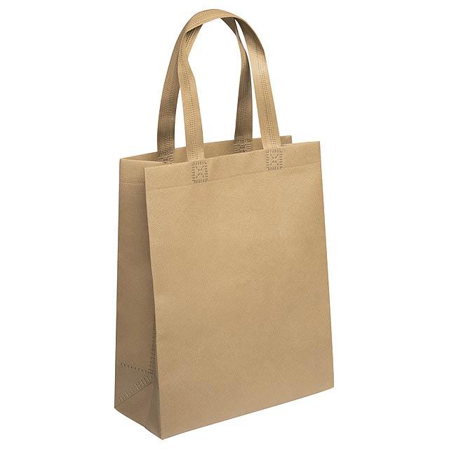 Kinam nákupní taška - hnědá