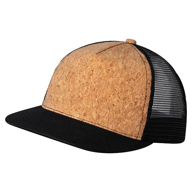Loriok baseballová čepice - černá