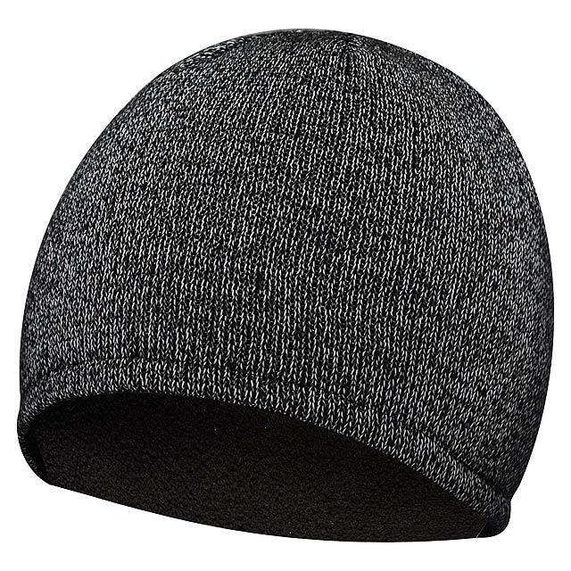 Terban sportovní zimní čepice - černá