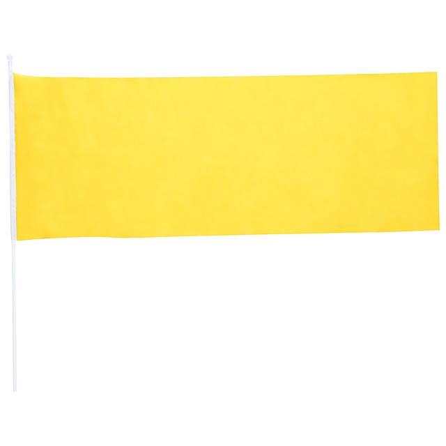 Portel praporek - žlutá