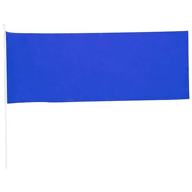 Portel praporek - modrá